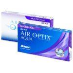 Πολυεστιακοί φακοί επαφής Air Optix Multifocals