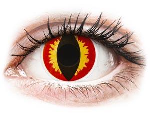 ColourVUE Crazy Lens - Dragon Eyes - Αποκριάτικοι φακοί επαφής