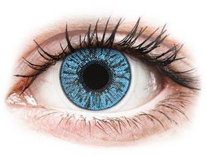 FreshLook Colors Sapphire Blue - Αποκριάτικοι φακοί επαφής
