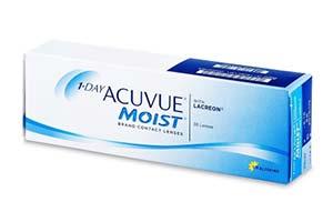 Φακοί επαφής 1 Day Acuvue Moist
