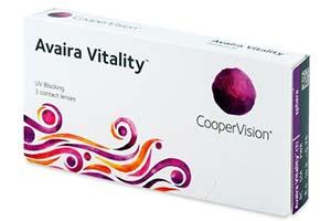 Φακοί επαφής Avaira Vitality