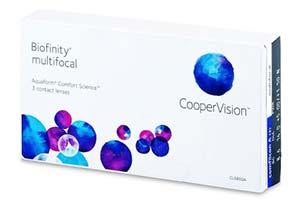 Φακοί επαφής Biofinity Multifocal