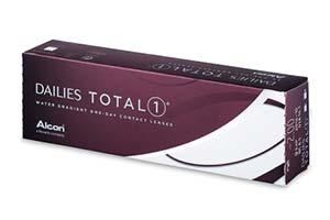 Φακοί επαφής Dailies TOTAL1