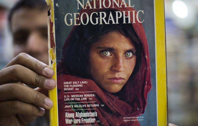 Το Κορίτσι Του Αφγανιστάν - National Geographic