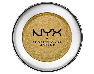 Prismatic Shadows Nyx Professional Makeup Gold