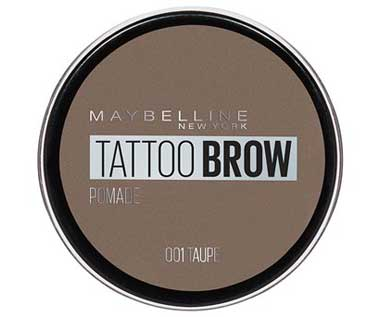 Maybelline Nrow Pomade Pot Taupe