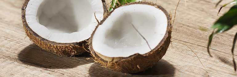 Serum από καστορέλαιο, έλαιο καρύδας και βαζελίνη