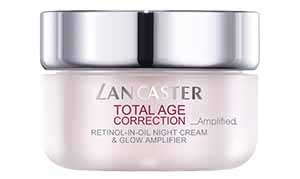 Κρέμα Total Age Correction Amplified Retinol-in-oil Night Cream – Lancaster