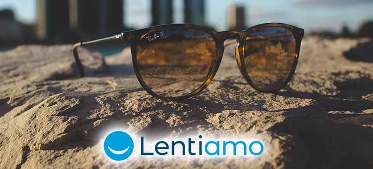 Γυαλιά ηλίου από Lentiamo.gr